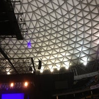 Photo taken at Movistar Arena by Ximena J. on 5/19/2013