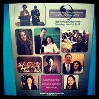 Photo taken at Benjamin N. Cardozo School of Law by Andy L. on 6/20/2013