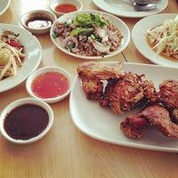 Photo taken at Katak Kitchen by Somyot K. on 5/16/2013