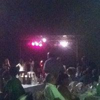 Photo taken at Polideportivo  Club Social Torte De Portacoeli by Moisés Mitjans F. on 7/28/2012