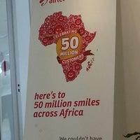 Photo taken at Airtel Kenya by Kidsan B. on 4/18/2013