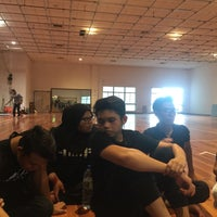 Photo taken at Ballet studio level 4 by Adlyna T. on 8/9/2016