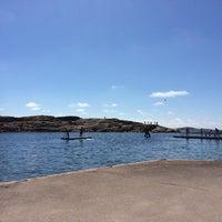 Photo taken at Fisketången by Ulf N. on 7/18/2014