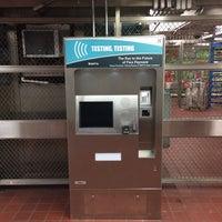 Photo taken at SEPTA MFL 34th Street Station by Stephen W. on 9/30/2014