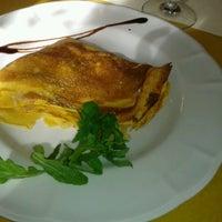 Photo taken at La Locanda dell'Oca by Valentina C. on 10/21/2012