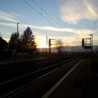 Photo taken at Bahnhof SBB Bettlach by Gert B. on 12/24/2012