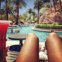 Photo taken at Grand Pool Complex Lazy River by Miss Amanda Mc on 5/31/2013