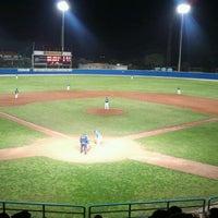 Photo taken at Stadio Baseball by Edoardo S. on 4/20/2013
