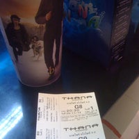 Photo taken at THANA Cineplex by Paeng S. on 11/28/2012