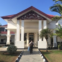 Photo taken at Bandara Fatmawati Soekarno (BKS) by Sidharta on 6/3/2015