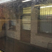 Photo taken at Metro North - Derby Train Station by Lexi K. on 12/21/2012