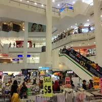 Photo taken at White Sands Shopping Centre by Sam W. on 3/2/2013