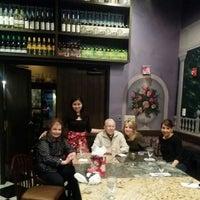 Photo taken at Cafe Borgia by Kate J. on 12/17/2014