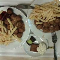 Photo taken at IKEA restaurace by Martin K. on 4/7/2013