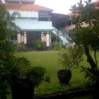Photo taken at SMA Negeri 1 Surakarta by Jessica H. on 1/10/2013