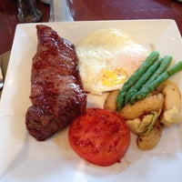 Photo taken at Robert's Restaurant by Arthur R. on 6/13/2014