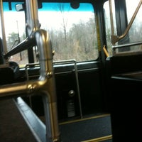 Photo taken at BWI Rental Car Shuttle by Lucy C. on 12/10/2012