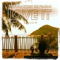 Photo taken at Panviman Resort Koh Phangan by @MikeManicka on 5/16/2013