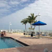 Photo taken at Islander Resort by Charles G. on 2/12/2013