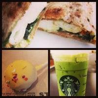 Photo taken at Starbucks by Tabatha P. on 8/1/2013
