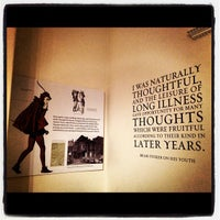 Photo taken at The Little Museum of Dublin by Edwina Elizabeth on 10/28/2012