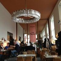 Photo taken at Café Prückel by Feshak Y. on 1/5/2013