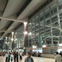 Photo taken at Kempegowda International Airport (BLR) by Bhaarath M. on 6/24/2013