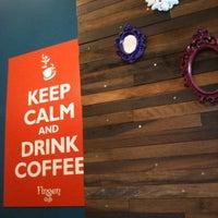 Photo taken at Fingen Café by Icaro K. on 4/30/2013