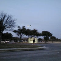 Photo taken at Andy Brown Jr Park East by Supote M. on 2/9/2013