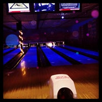 Photo taken at Go Planet Bowling by Frank B. on 12/8/2013