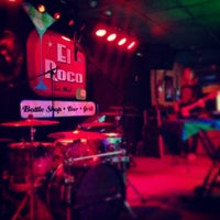 Photo taken at El Roco Bar & Grill by Roster M. on 5/19/2013