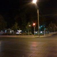 Photo taken at Parque Portales by Gabriel L. on 3/1/2014