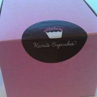 Photo taken at Kara's Cupcakes by Virginia C. on 11/13/2012