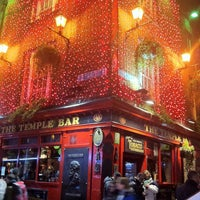 Photo taken at The Temple Bar by Carolina F. on 3/14/2013