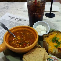 Photo taken at McAlister's Deli by Chris M. on 12/29/2012