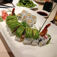 Photo taken at Ginza Sushi by Kate F. on 6/13/2013