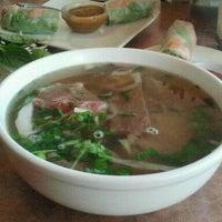 Photo taken at Phở Vietnam by Stella B. on 10/14/2013