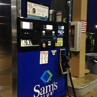 Photo taken at Sam's Fuel Center by ❄Pavan S. on 2/27/2013