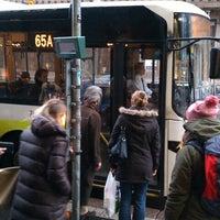 Photo taken at HSL 2055/2056 Kaivokatu by Miia L. on 11/2/2012