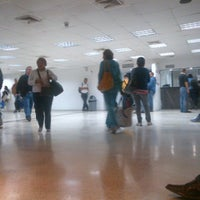 Photo taken at Terminal Peliexpress - Flamingo by Fredrinksson G. on 2/23/2013