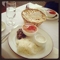 Photo taken at Jaipur Grille by Callie P. on 2/12/2014