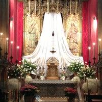 Photo taken at Església de Sant Nicolau by Bebe on 3/28/2013