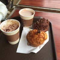 Photo taken at Columbus Café by Gu M. on 2/22/2016