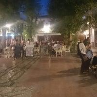 Photo taken at Plaza Larga by Isa on 8/25/2014