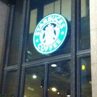 Photo taken at Starbucks by Alex G. on 10/22/2012