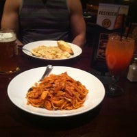 Photo taken at Gordon Biersch Brewery Restaurant by Rina B. on 9/29/2012