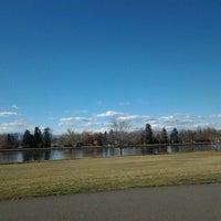 Photo taken at Washington Park by Daniel A. on 11/18/2012
