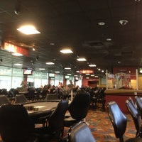 Photo taken at The Silks Poker Room by Patrick M. on 12/2/2012