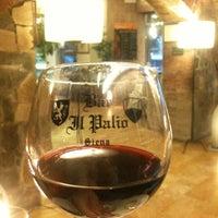 Photo taken at Bar il Palio by Larisa U. on 2/11/2013