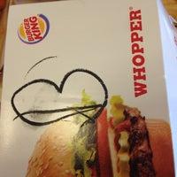 Photo taken at Burger King by Jose Luis J. on 7/23/2014